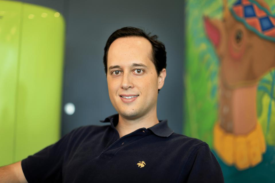 Bitso co-founder and CEO Daniel Vogel