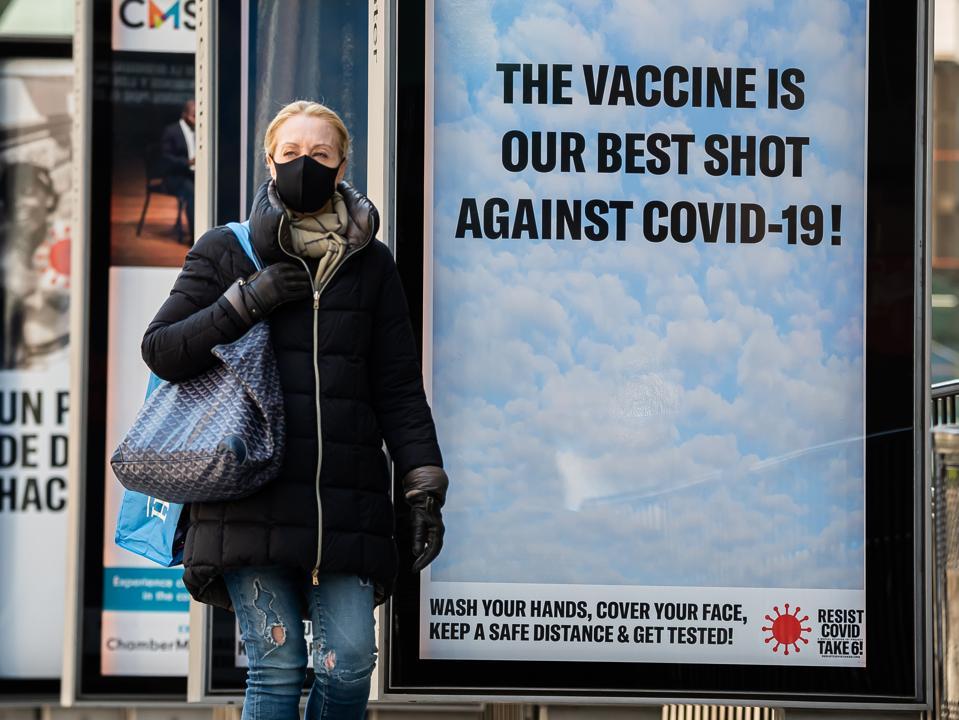 Covid-19 mRNA vaccine second dose