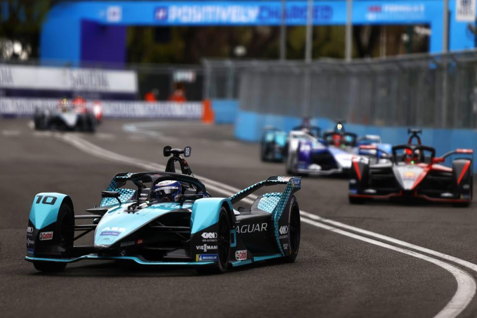 ABB FIA Formula E Championship Round Three - Rome E-Prix