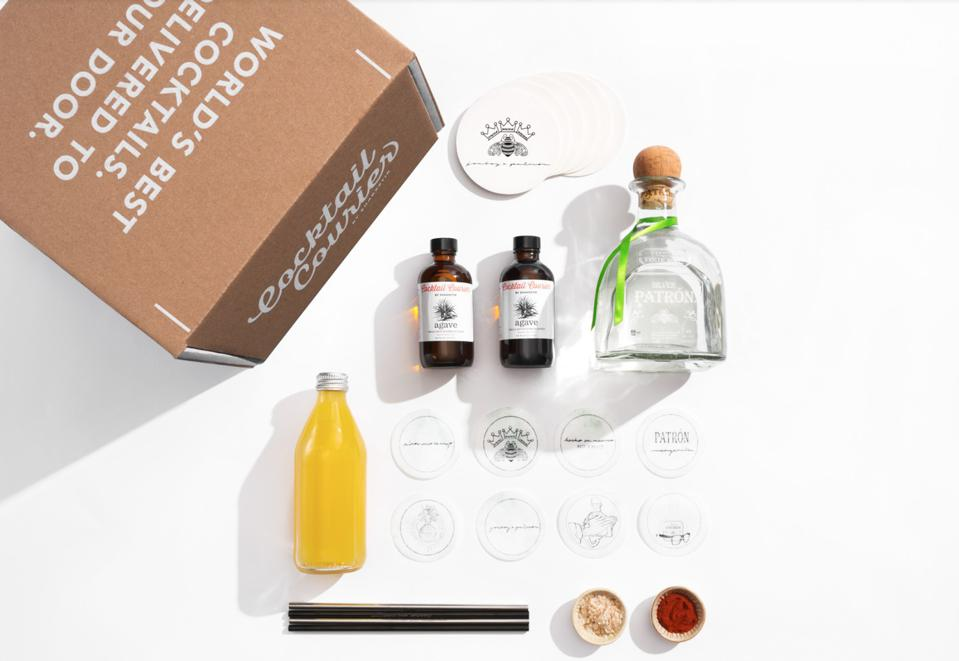 PATRÓN x JonBoy Margarita Collection Kit