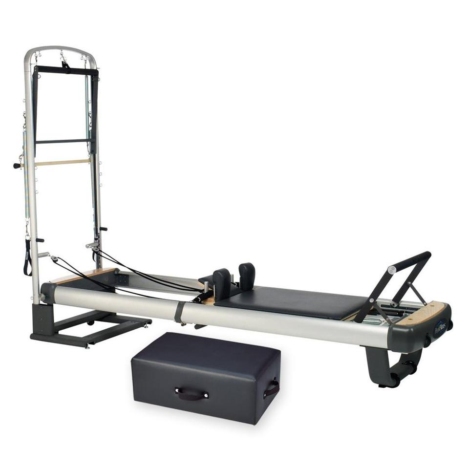 The Peak PilateSystem® is a three-in-one piece of equipment available at Pilates Connector.