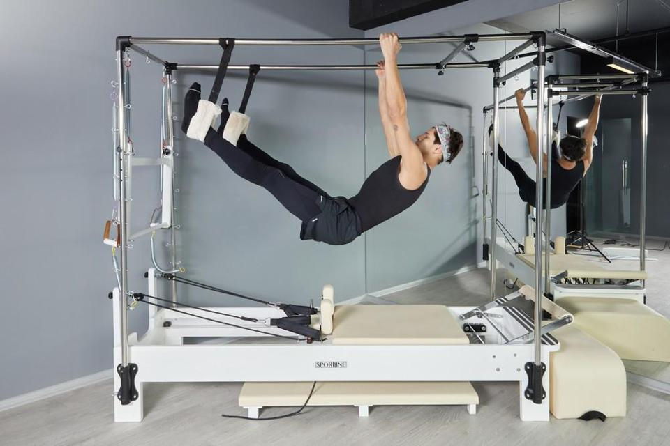 The Sportline™ Superior Cadillac-Reformer Trapeze Table is both functional as it is a design wonder.