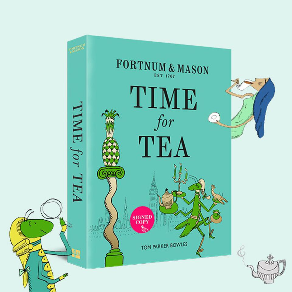 Time for Tea with Fortnum & Mason