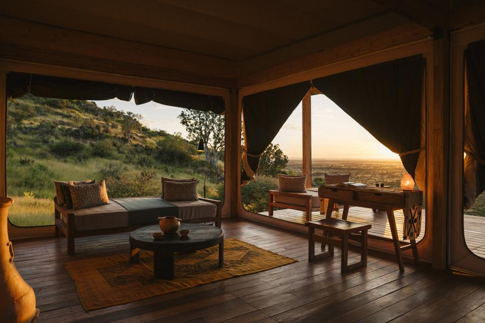 Habitas Namibia new african safari camps