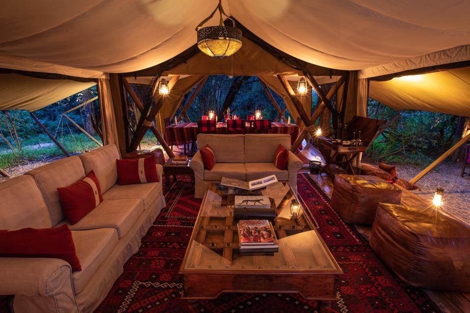 Great Plains' Mara Toto Camp