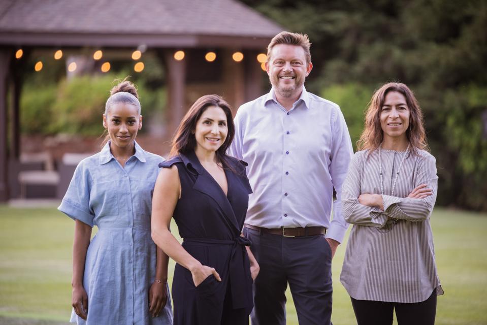 The Sweet Flower executive team