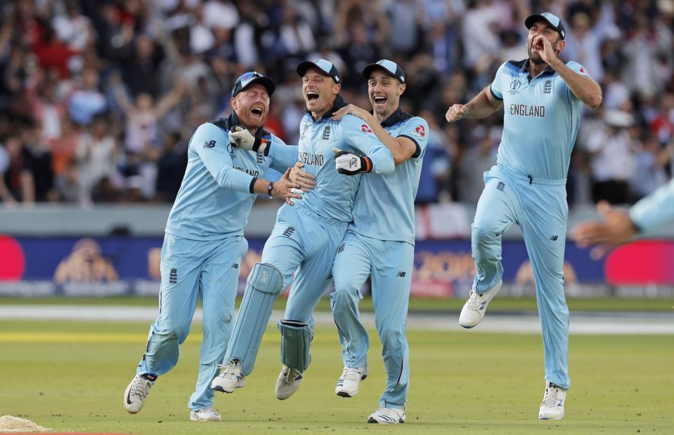 England v New Zealand ICC Cricket World Cup Final 2019