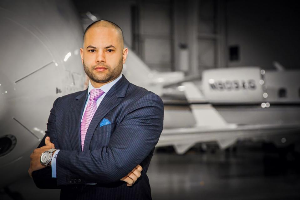 Magellan Jets' Anthony Tivnan