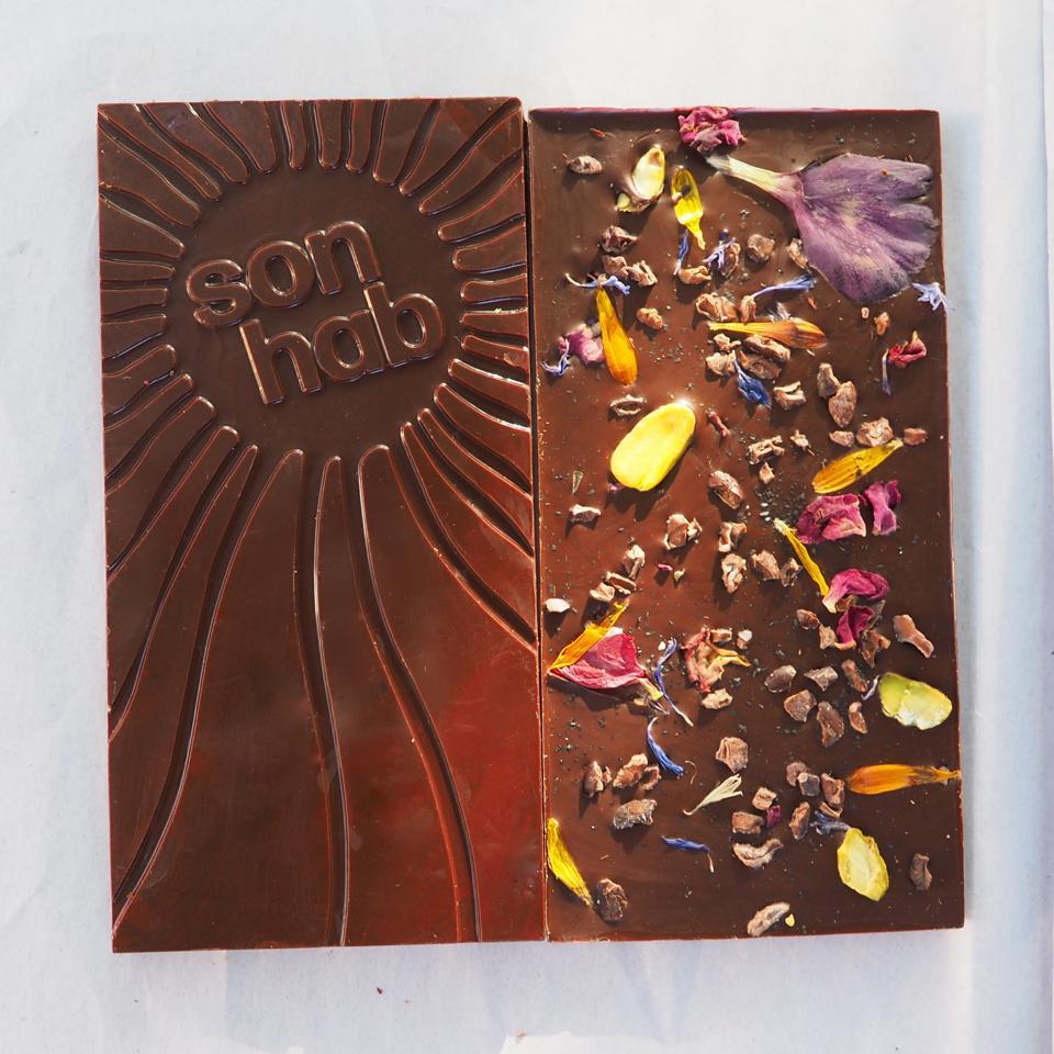 Sonhab Raw Flower Cacao Bark