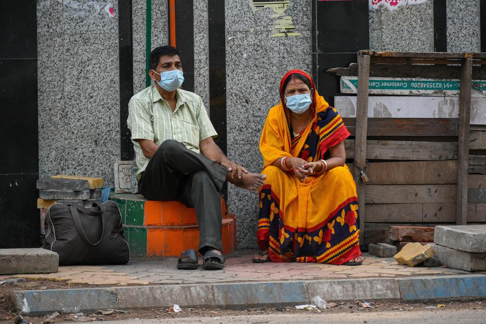 Daily Life In India Amid the Coronavirus Pandemic