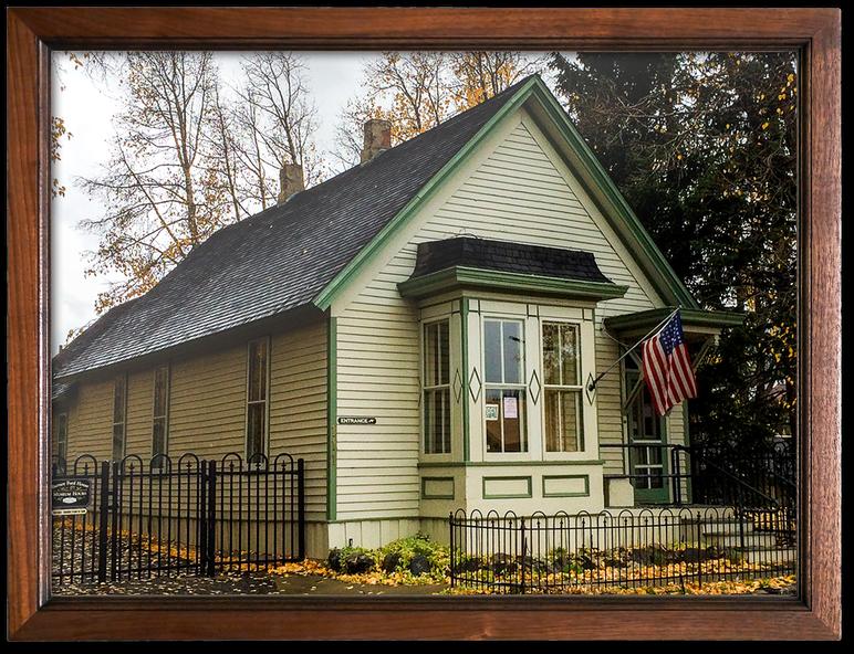Barney Ford's Victorian home in Breckenridge