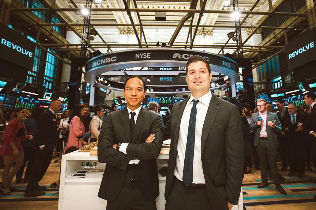Revolve cofounders Michael Mente and Mike Karanikolas