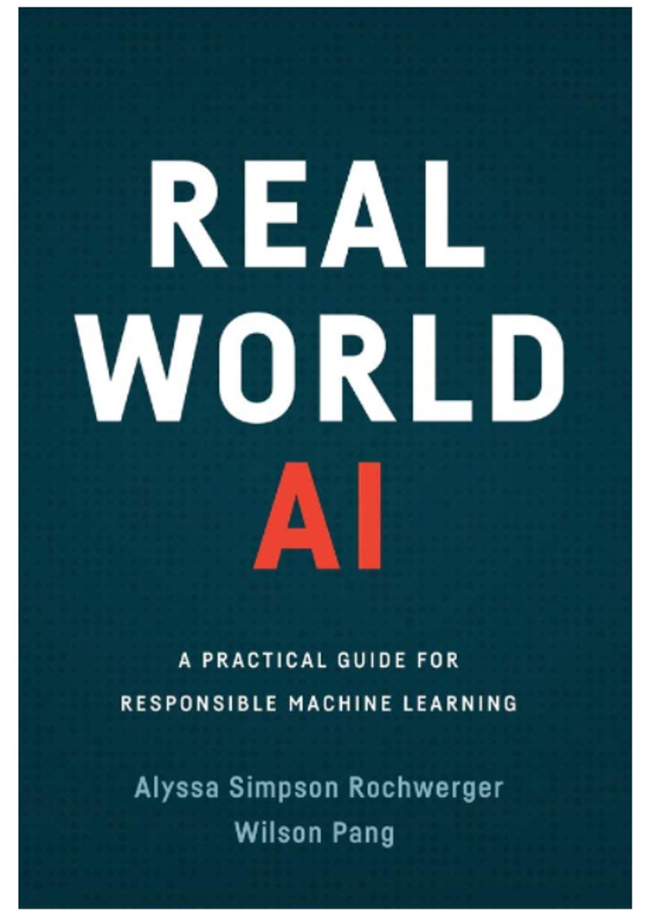 Cover of the book, Real World AI