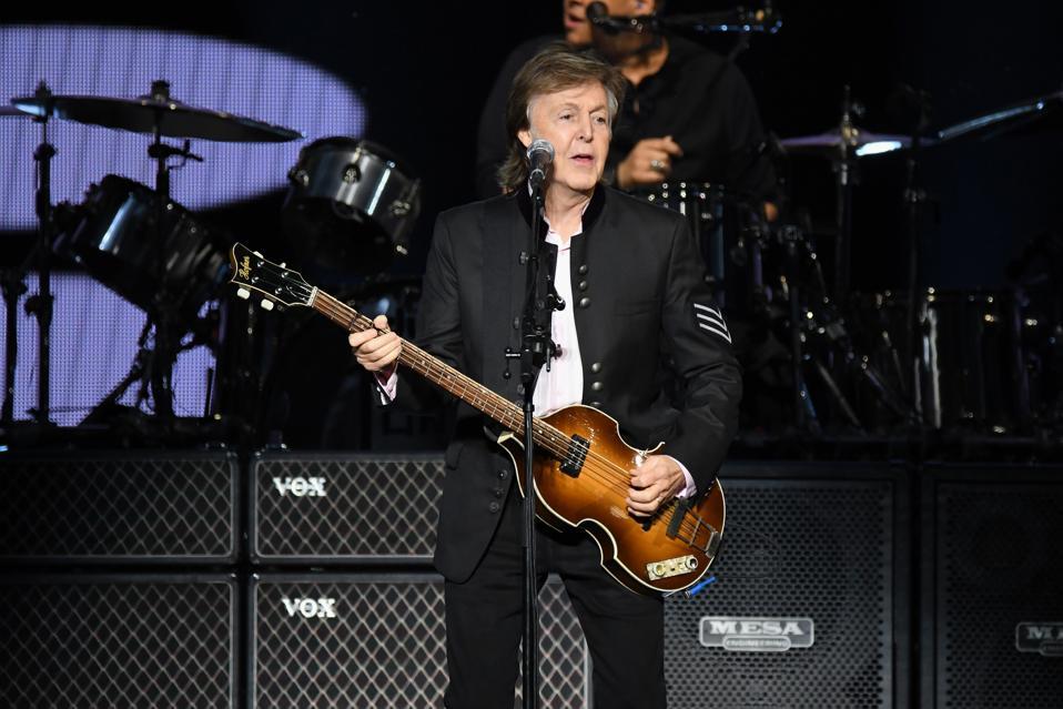 Paul McCartney: One On One - New York, New York