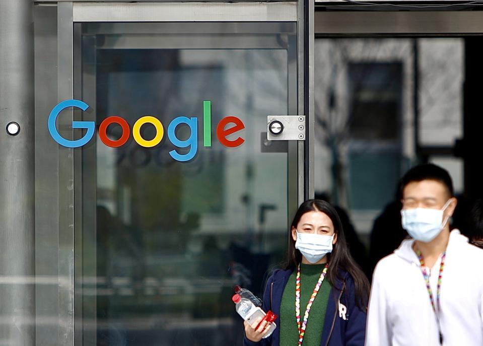 Google hybrid workplace