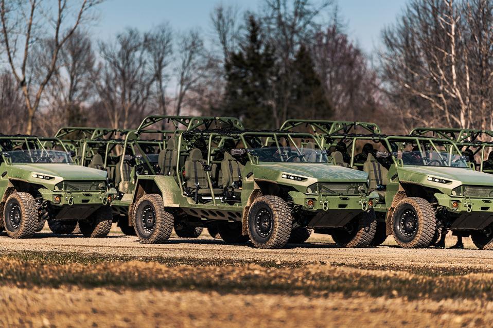 GM Defense ISVs.