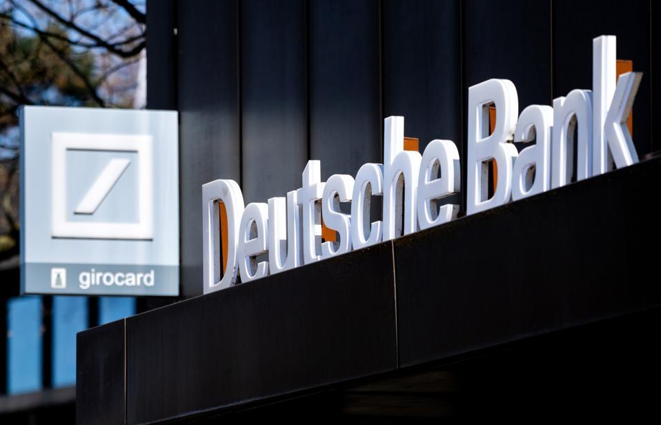 Symbol image - Deutsche Bank AG