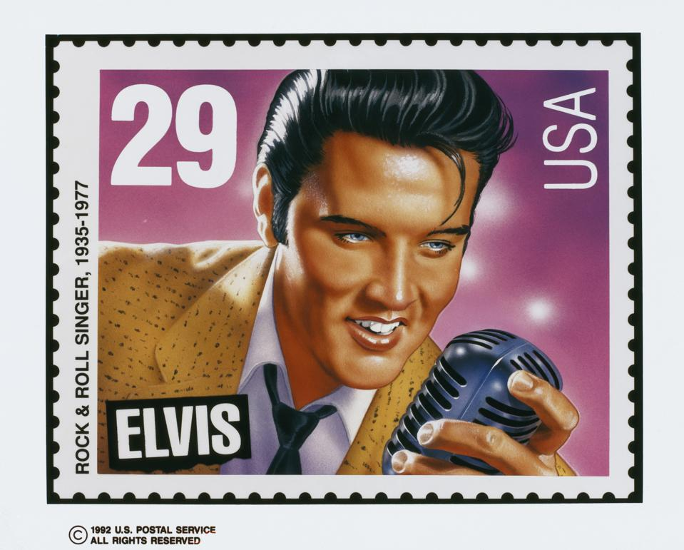 LAS VEGAS: THE POST OFFICE IS TO RELEASE A STAMP