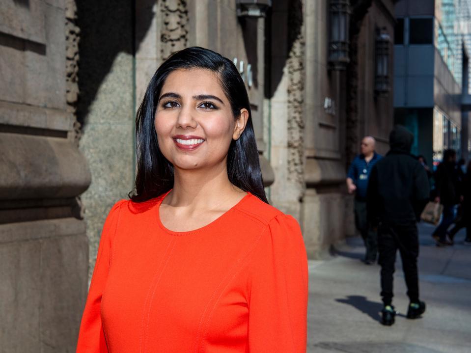 Arora Akanksha, self-declared candidate for United Nations Secretary-General