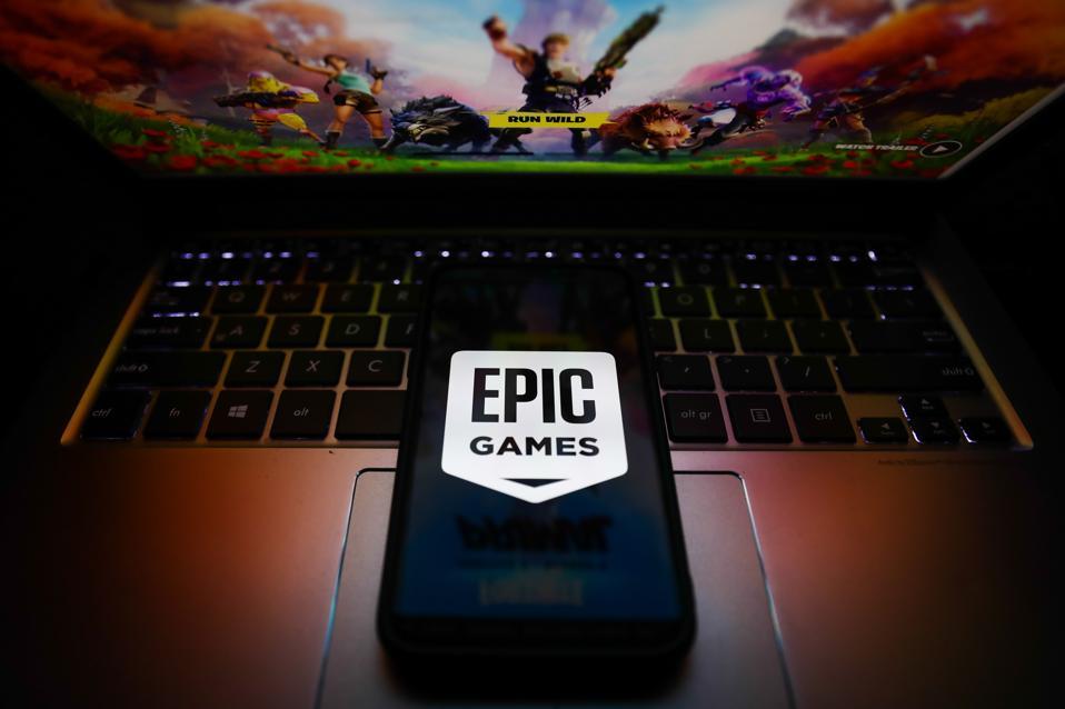 Epic Games Photo Illustrations