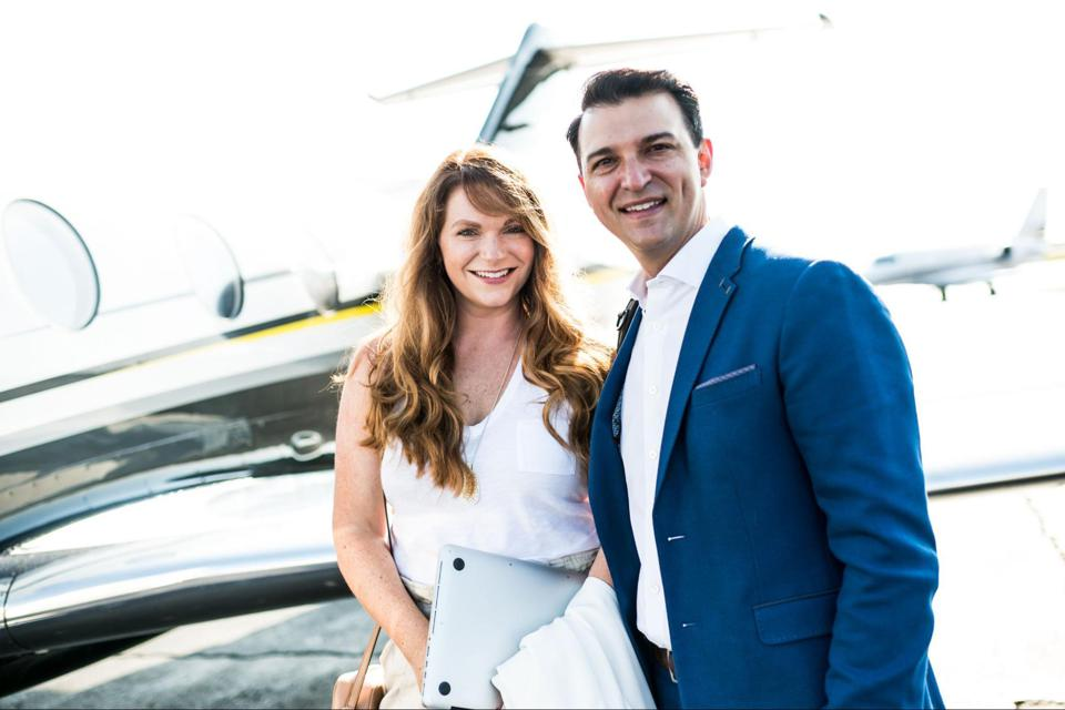 Rory and AJ Vaden are eight-figure entrepreneurs and co-hosts of The Influential Personal Brand.