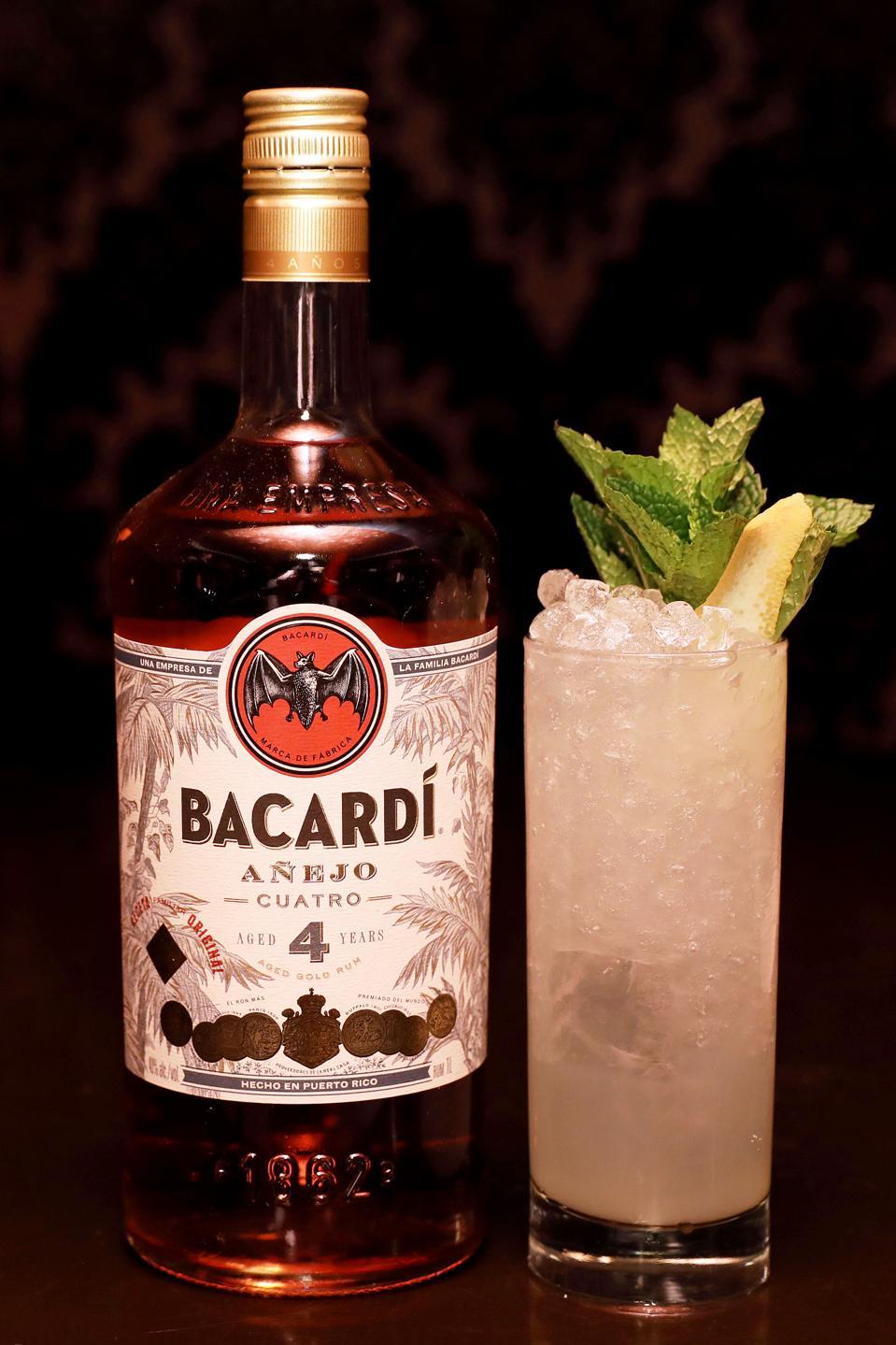 Bacardi Marketing Strategy