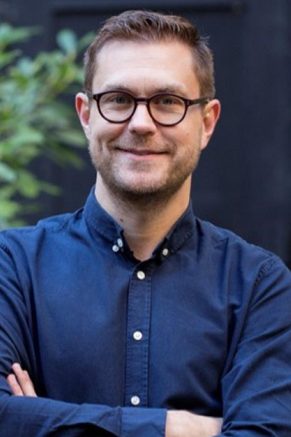 Christian Møller-Holst, CEO and founder of Goodwings