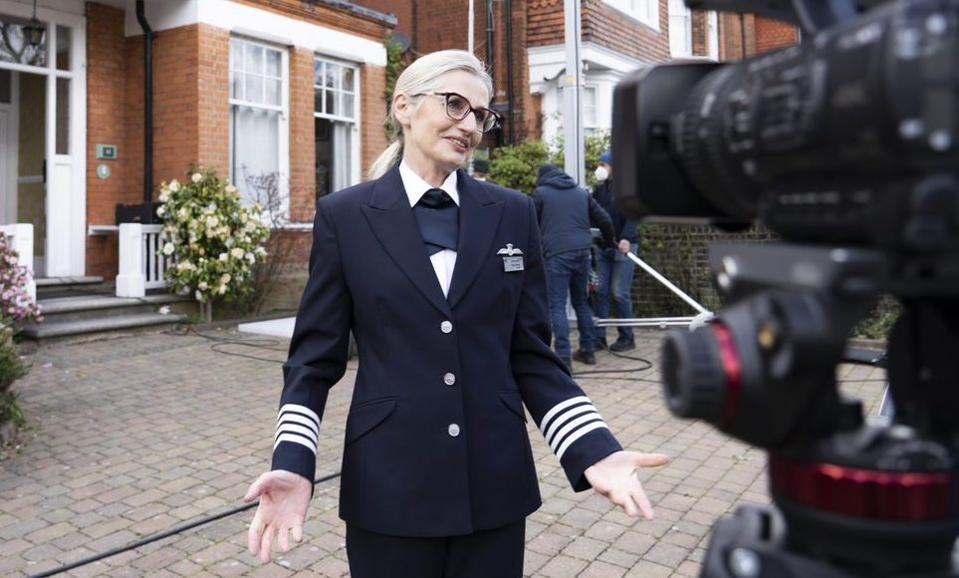 Helēna Vītone, British Airways 777 kapteine