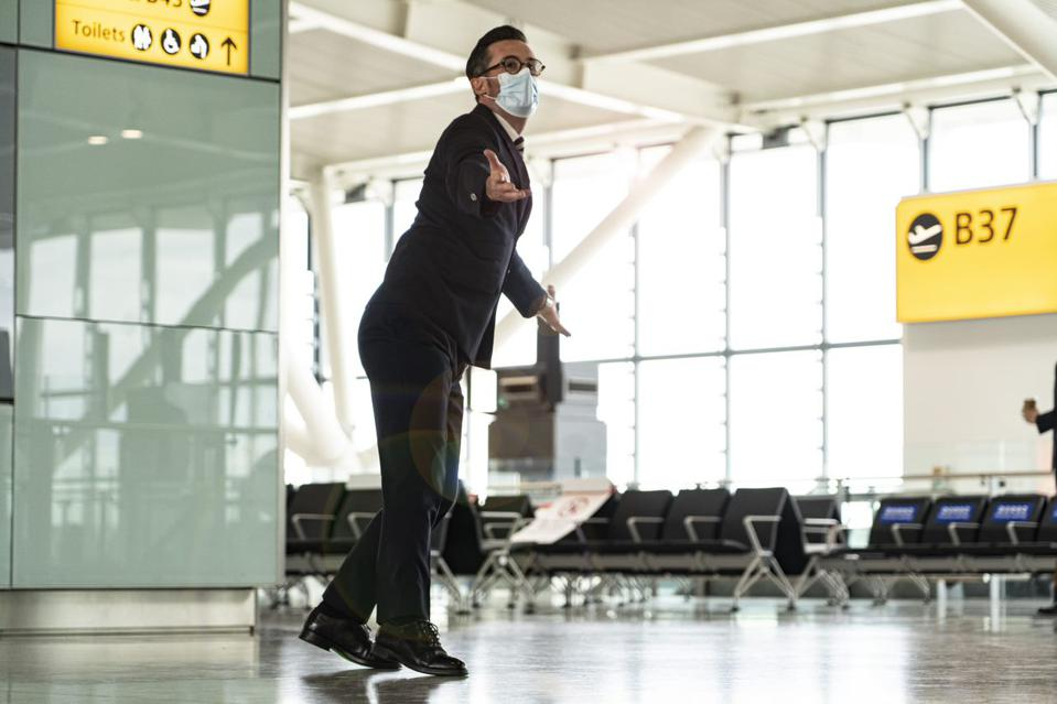 British Airways lidojumu apkalpe