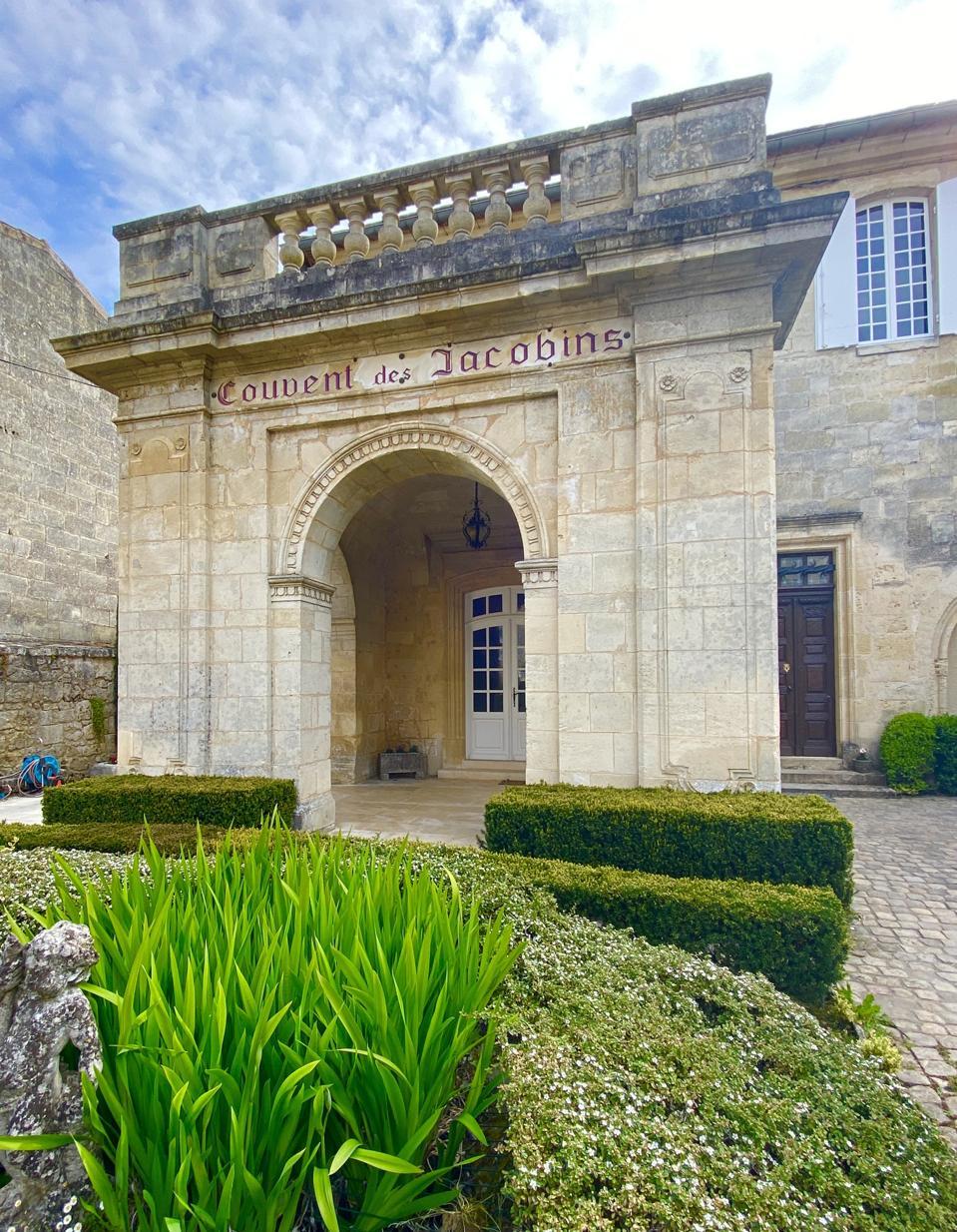 Couvent des Jacobins, Saint-Émilion, Bordeaux