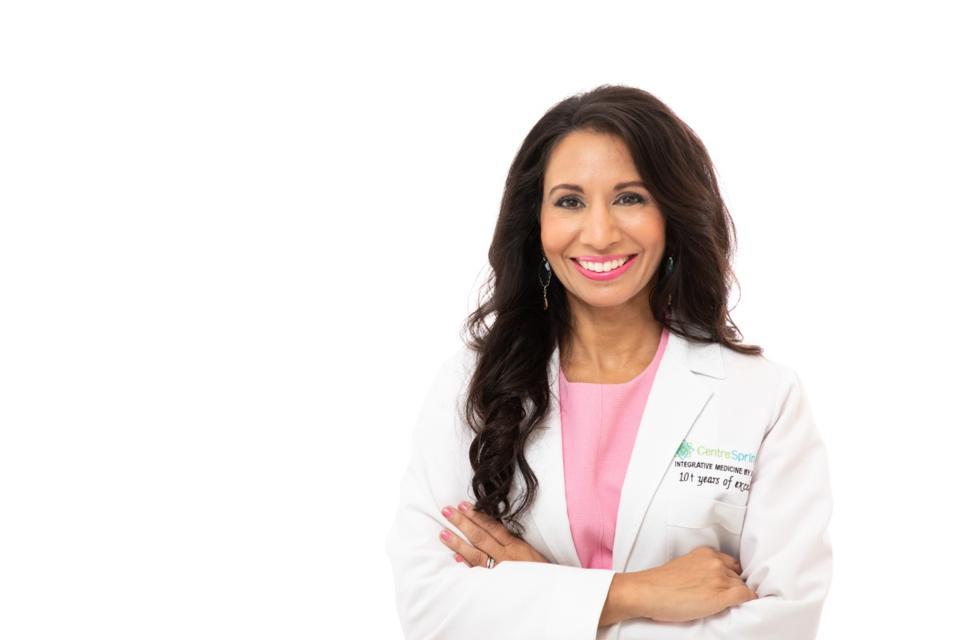 Dr. Taz Bhatia Super Woman Wellness podcast