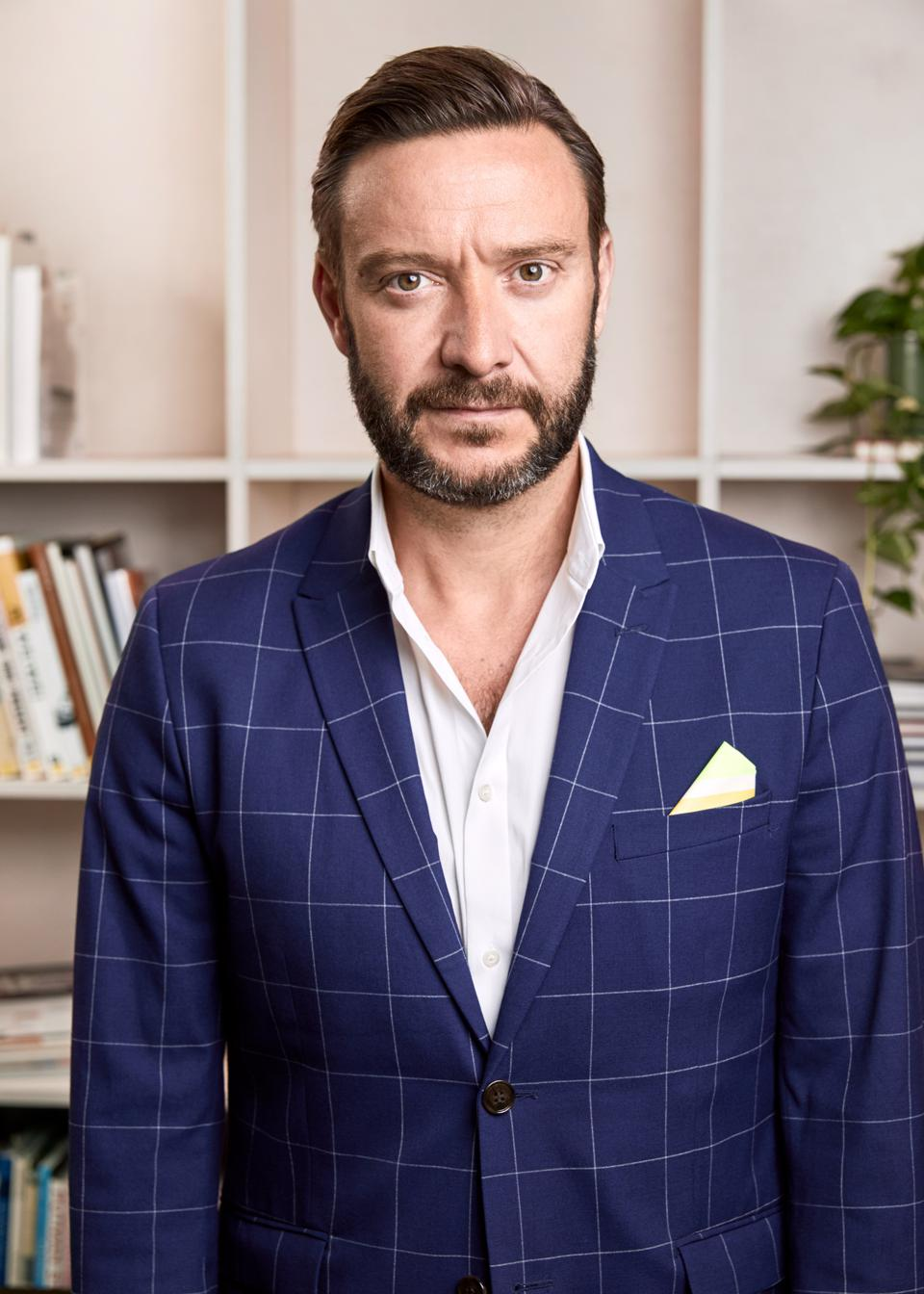 Pascal Brun, Global Sustainability Manager H&M.