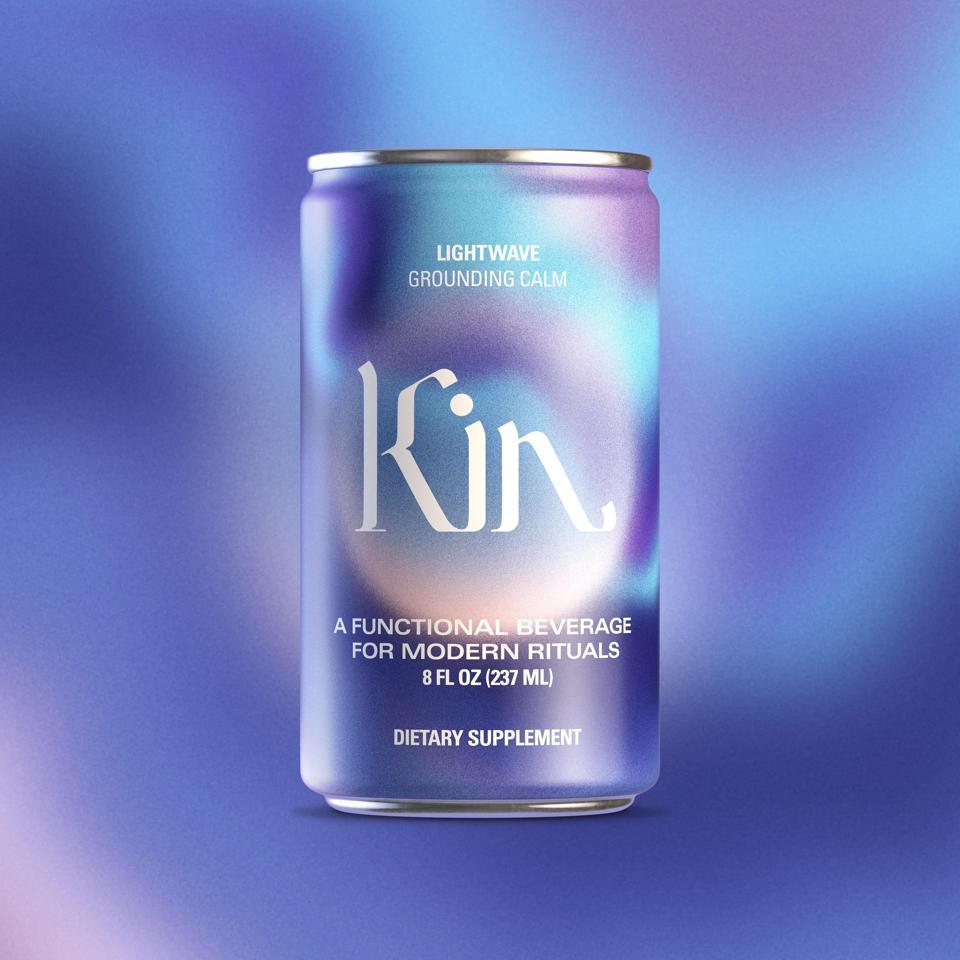 A can of Kin Lightwave