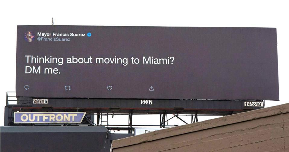 San Francisco Miami tech innovation