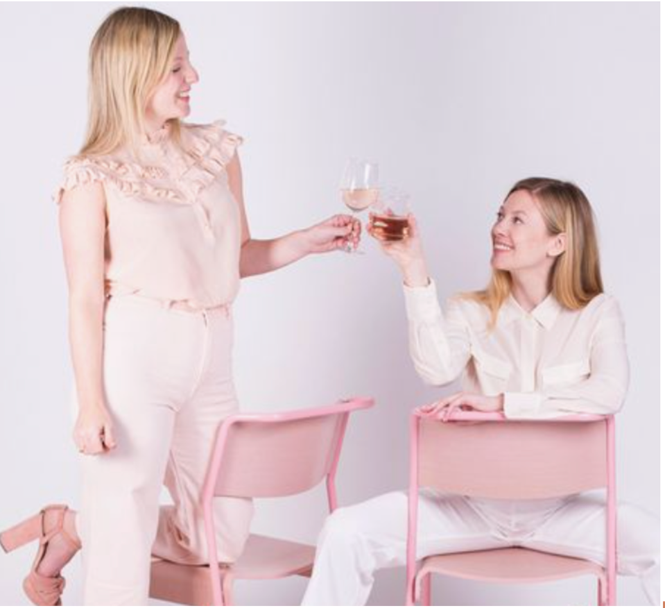 Yes Way Rosé was started by two friends.