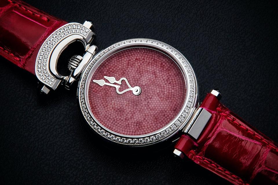 Bovet Miss Audry Sweet Art watch