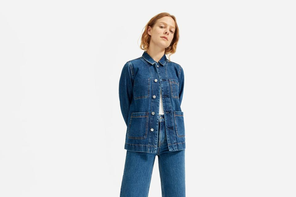 Best deals: Everlane The Denim Chore Jacket