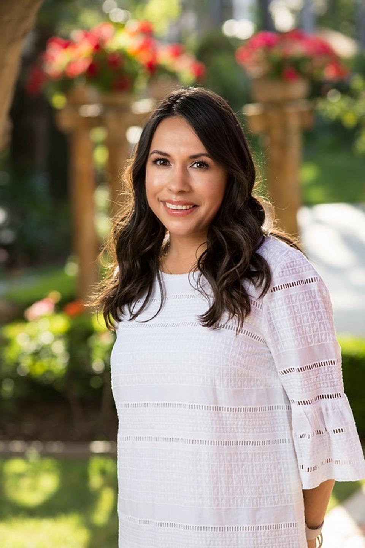 Maria Solarzano, Director of Sales and Marketing.