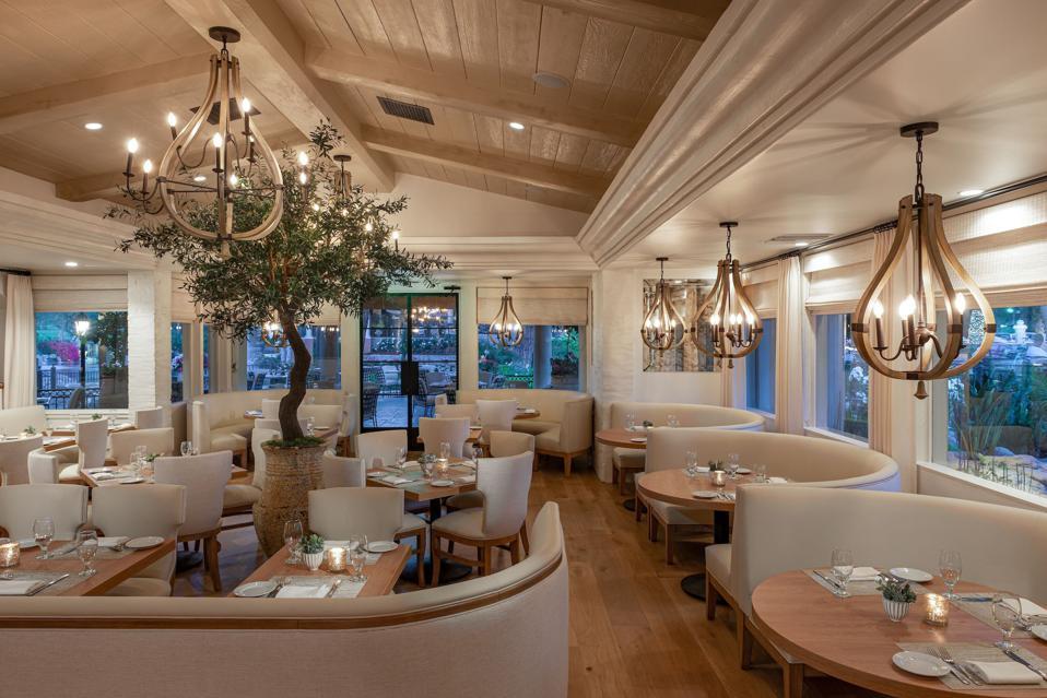 Mediterraneo at Westlake Village Inn.