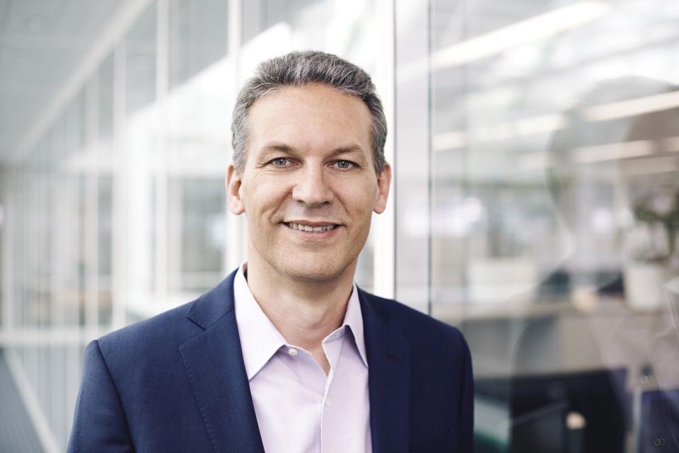 Arnd Kaldowski, CEO of Sonova