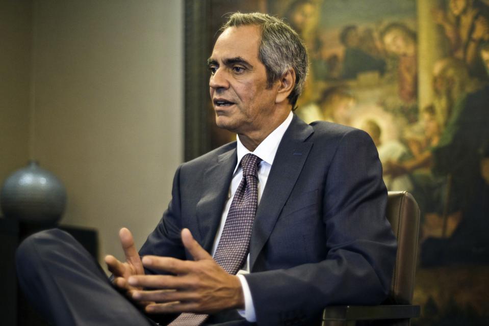 Billionaire And Bloomberry Chairman Enrique Razon Interview