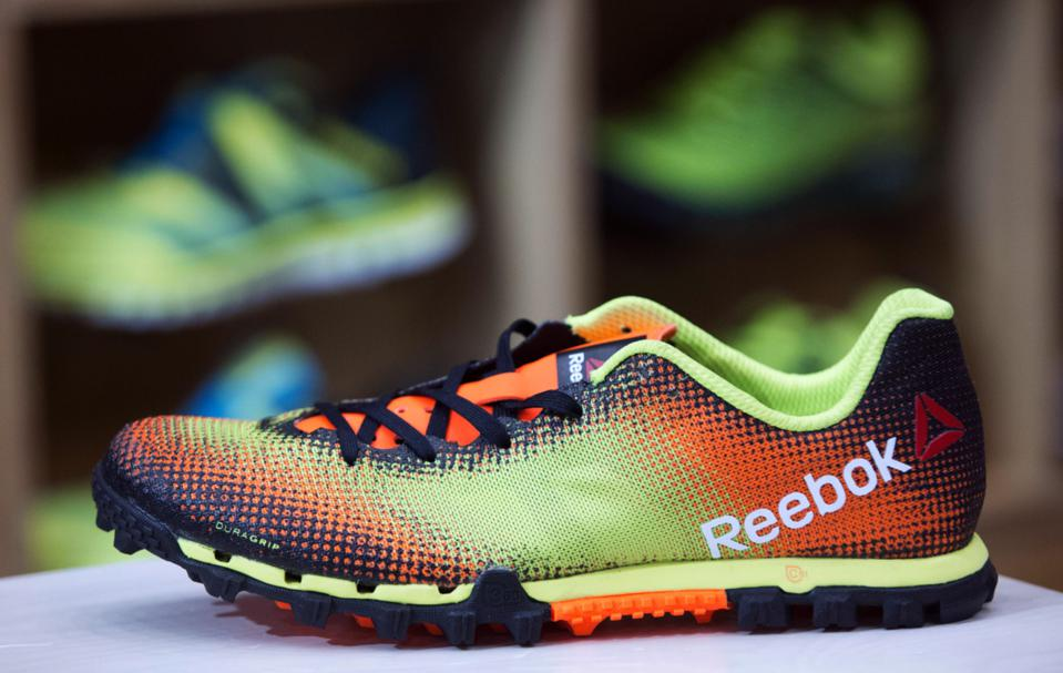 Adidas has launched the sale of its Reebok brand