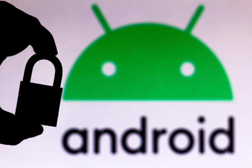 Android phone app stops police hacking data from the Google operating system.