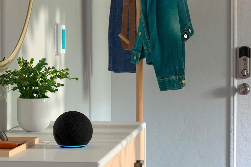 Best deals: All-new Echo Dot (4th Gen, 2020 release) | Smart speaker with Alexa | Charcoal