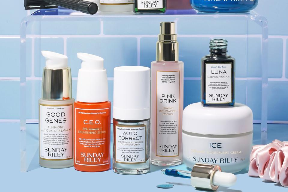 Best sales online: Sunday Riley products