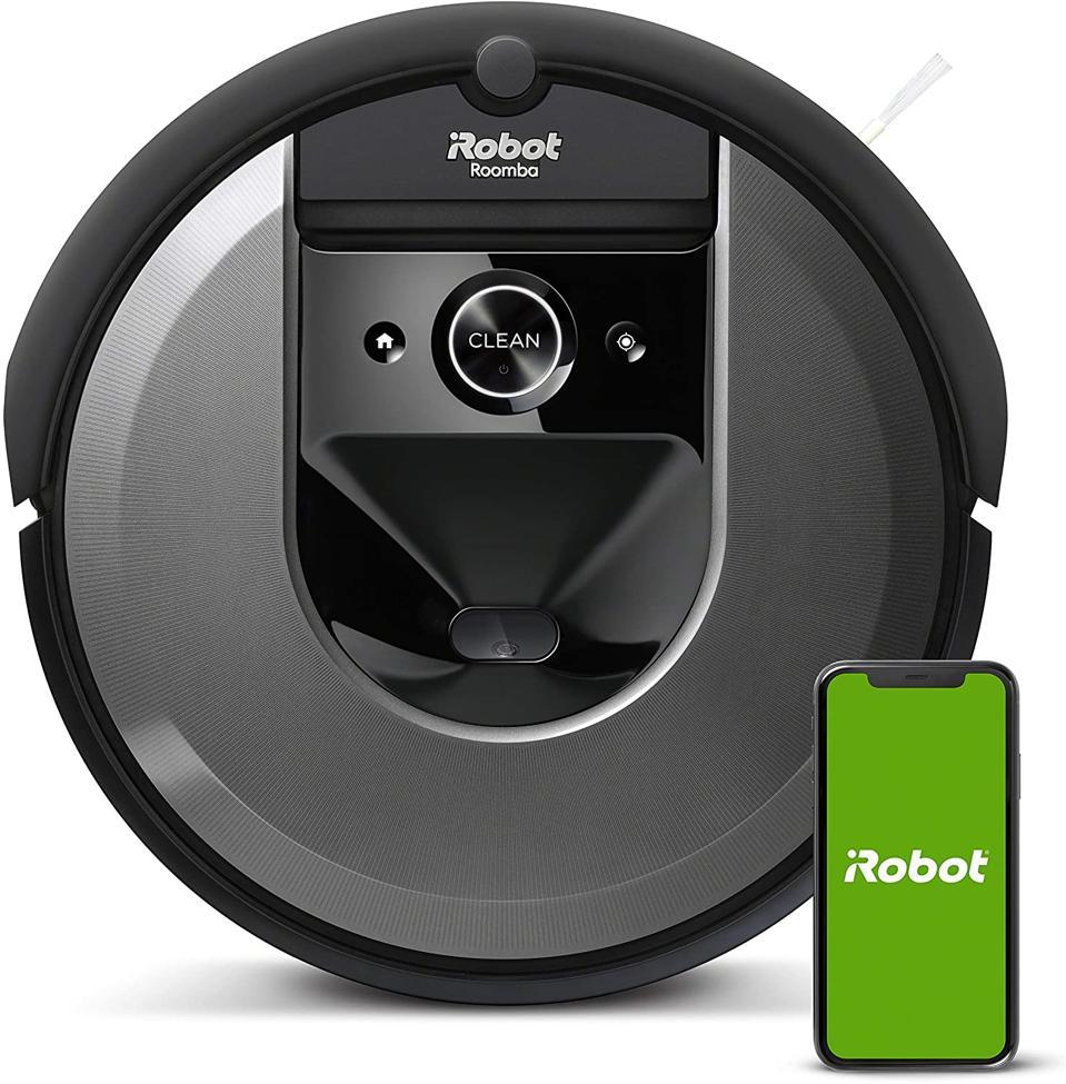 Best sales online: iRobot Roomba i7 (7150) Robot Vacuum