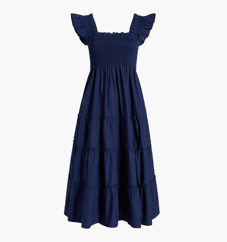The Ellie Nap Dress - Navy