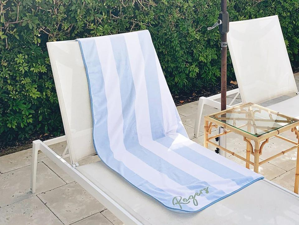 Oversized Luxury Beach Towel