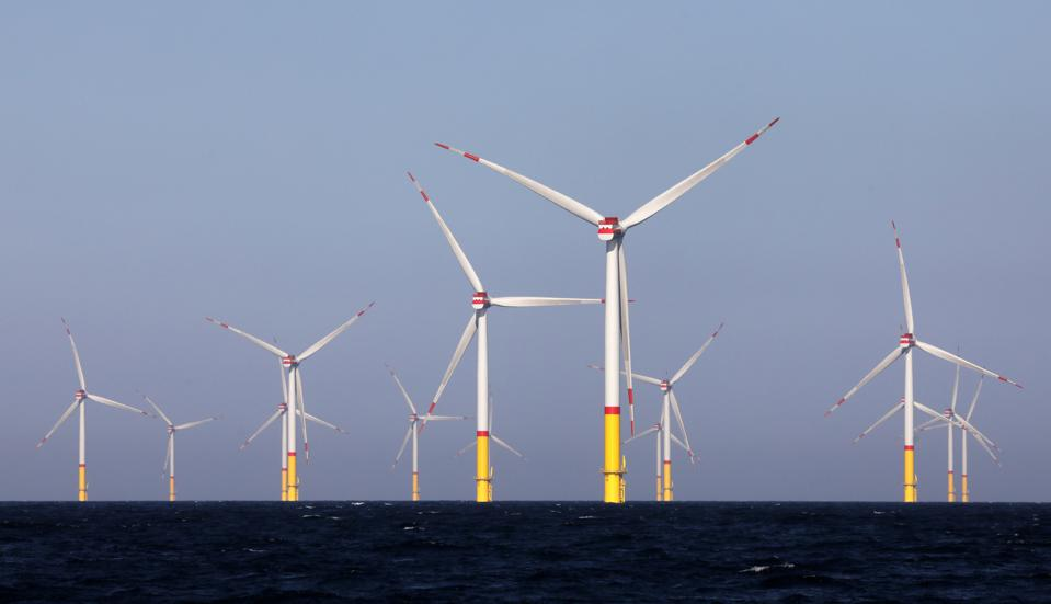 Baltic Sea wind farm Arkona officially goes into operation