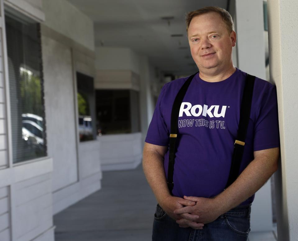 Roku CEO Q A